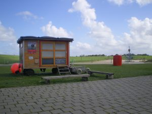 Ferienhaus Ida - Impressionen - Infobox am Friesenstrand