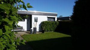 Eingang Ferienhaus Ida Nordsee
