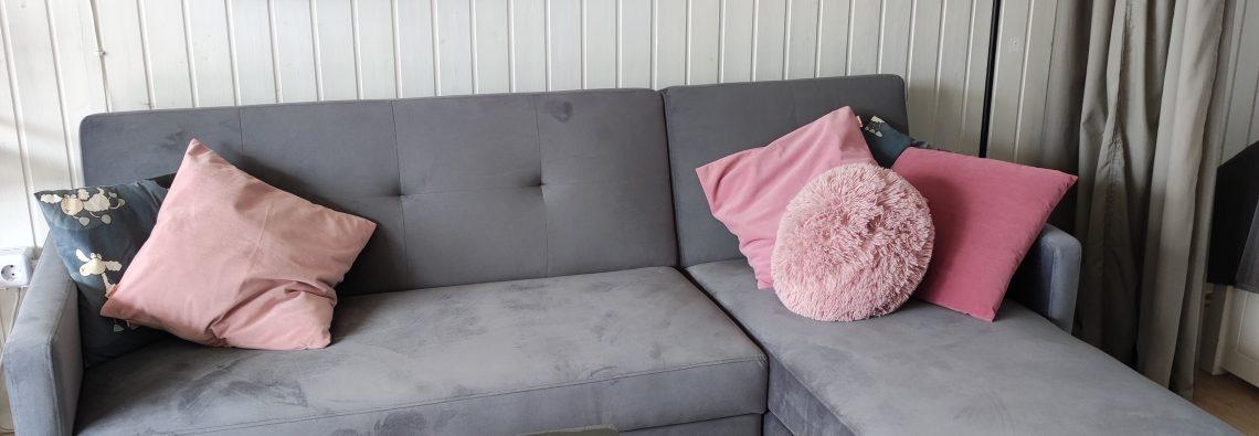 Gemütlich modernes Wohnzimmer