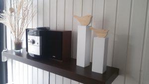 Mini-Anlage für Musikgenuss